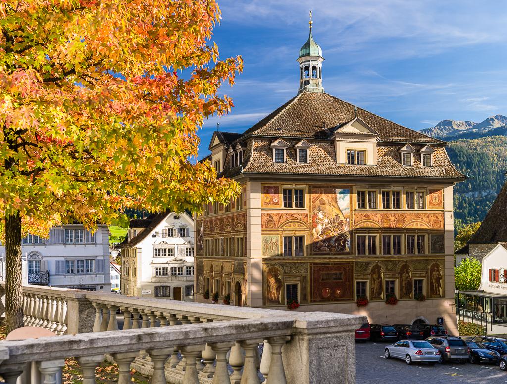 Schwyz - Rathaus