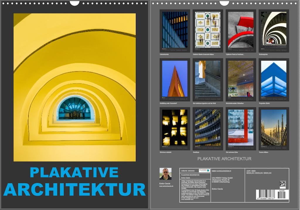 Plakative Architektur