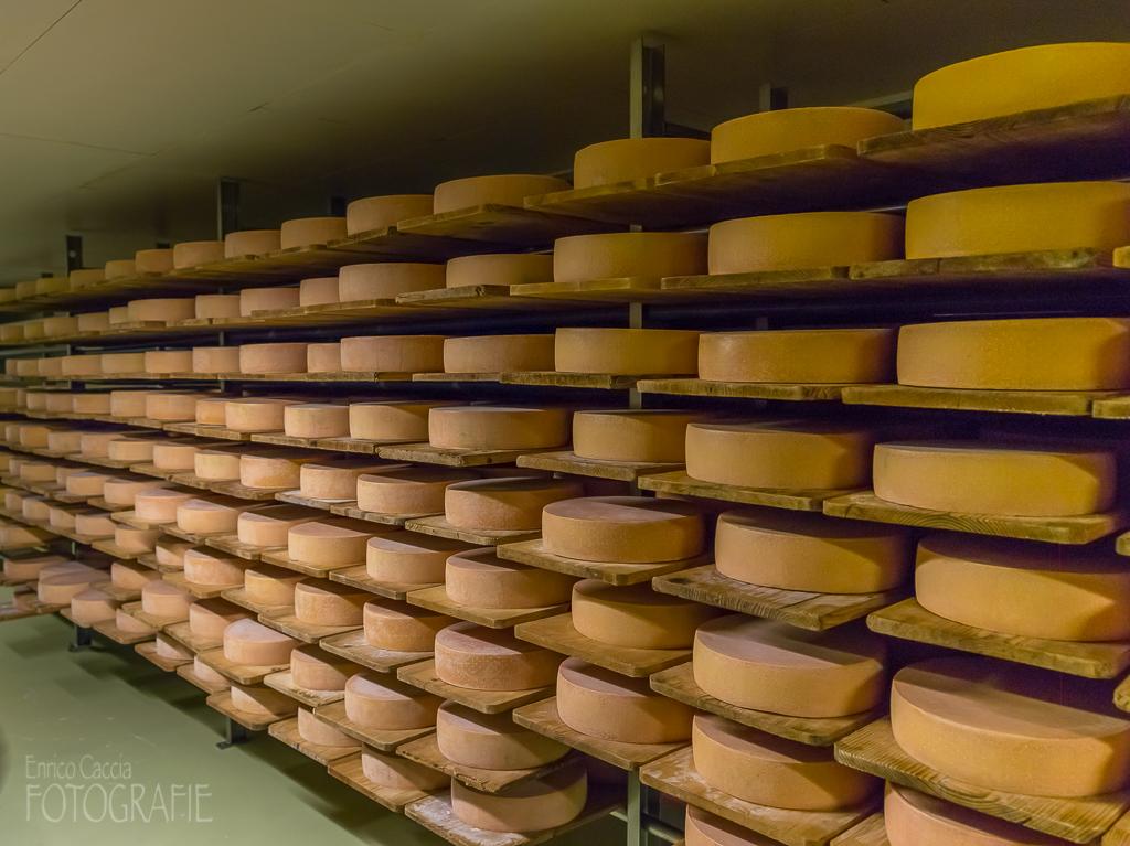 Käsen auf der Rigi