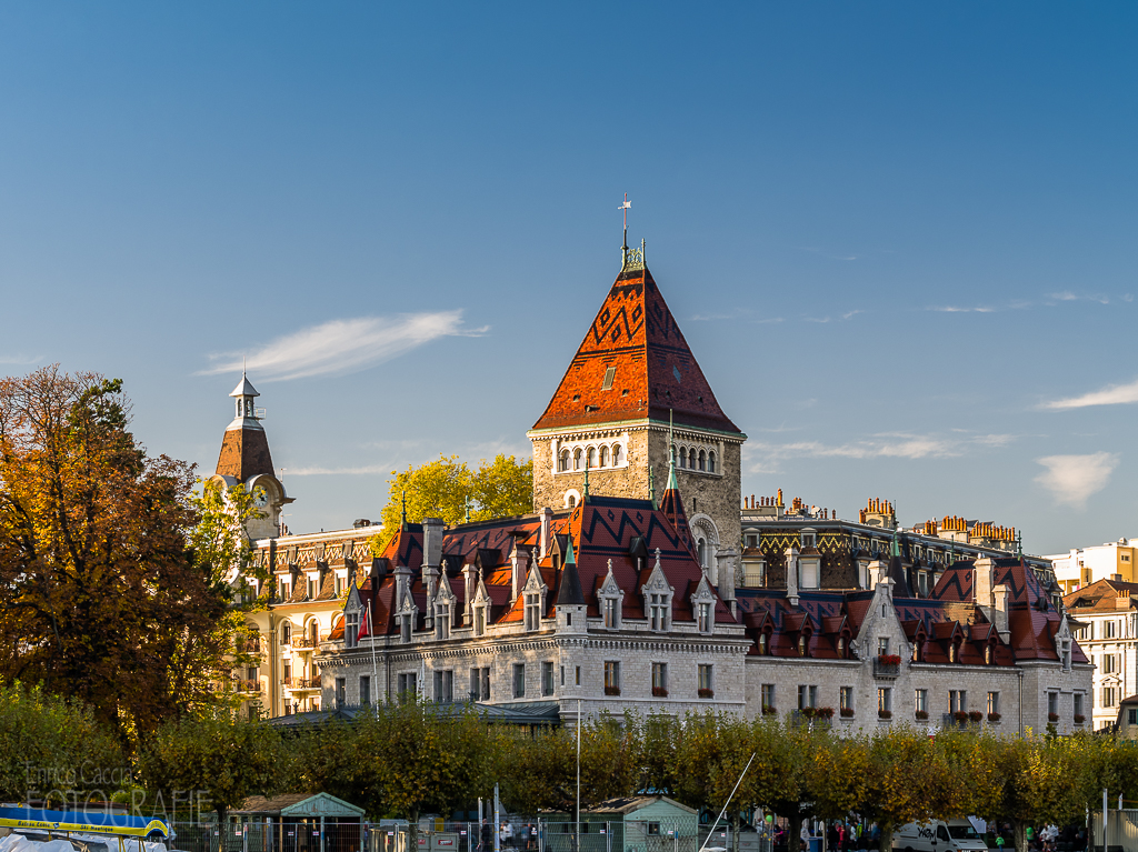 Lausanne - Chateau d'Ouchy