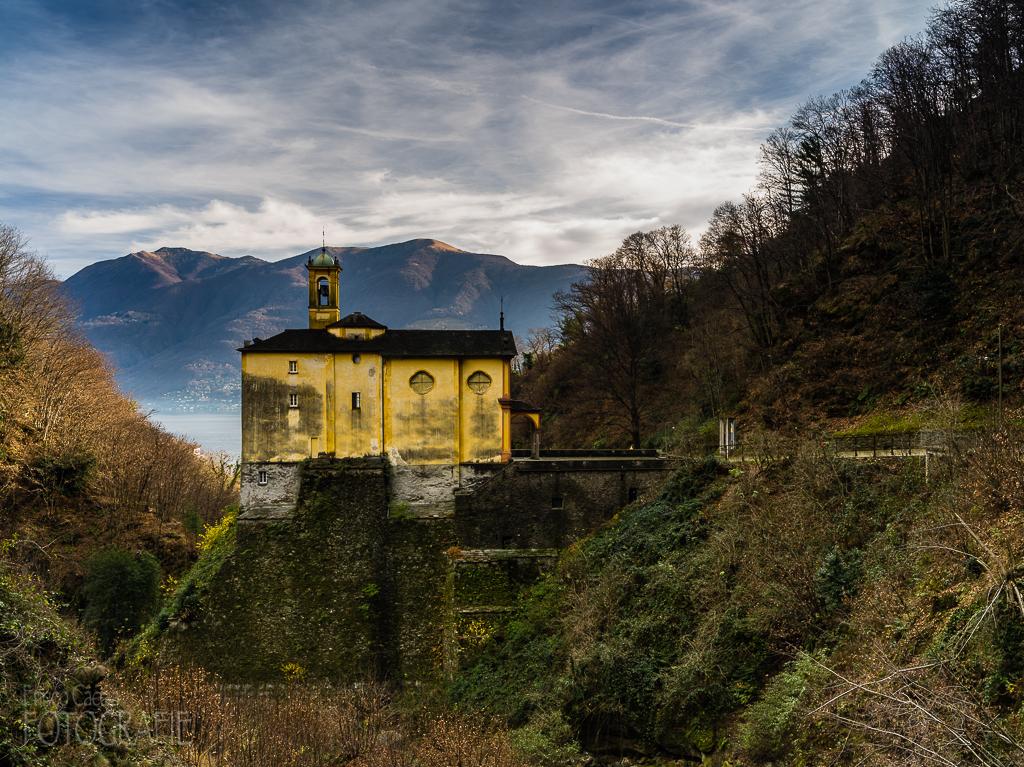 Brissago, Madonna del Sacro Monte