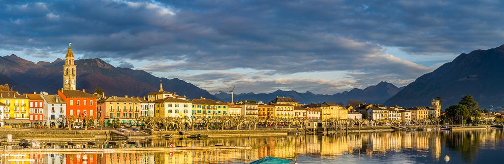 Ascona Panorama