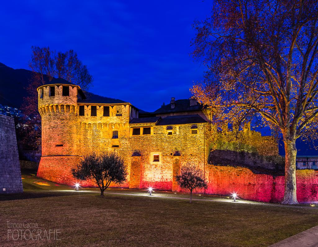 Locarno, Castello Visconteo