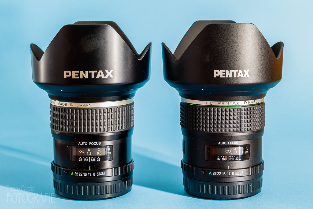 Pentax SMC FA 645 35mm F3,5 AL (IF) - HD Pentax D-FA 645 35mm F3,5 AL (IF)