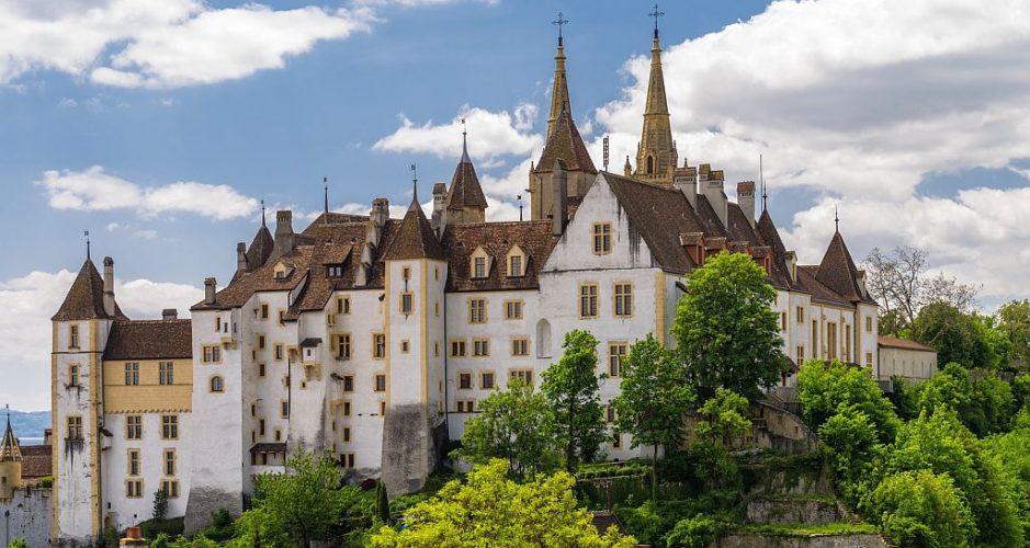 Neuchâtel - Neuenburg