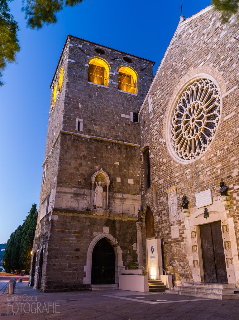 Triest, Cattedrale di San Giusto Martire
