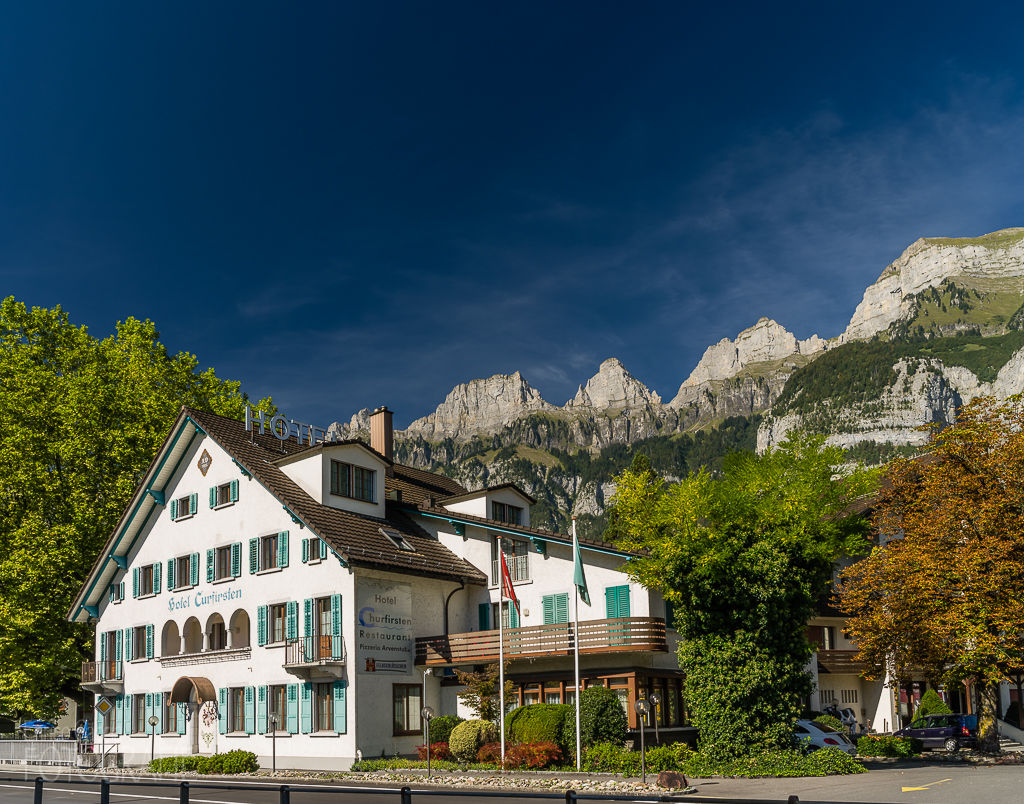 Hotel Churfirsten in Walenstadt