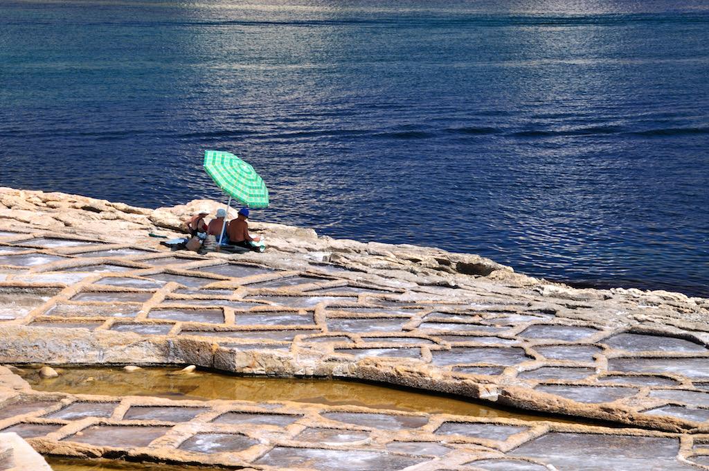 Malta - Picknick