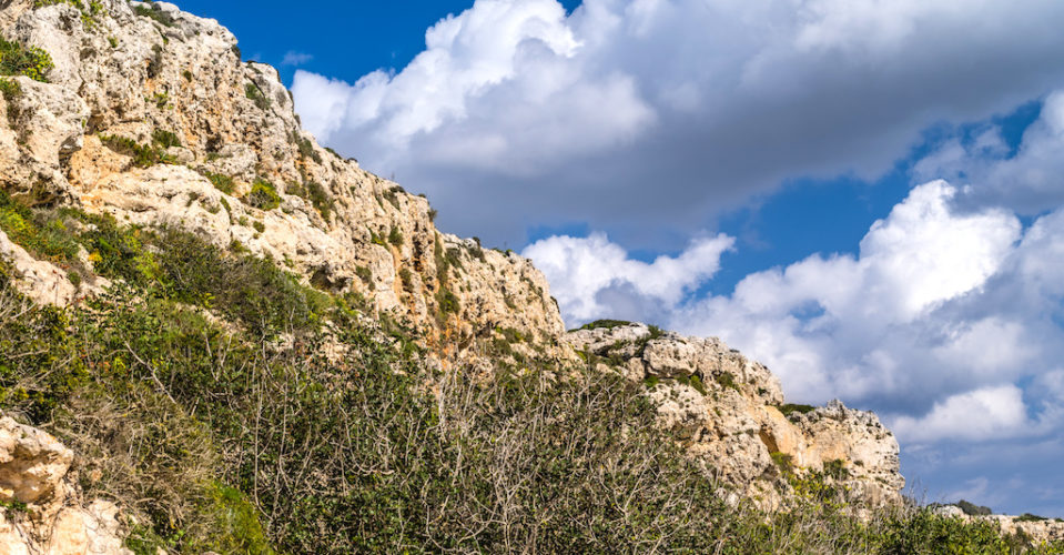 Malta - Dingli Cliffs und Westküste