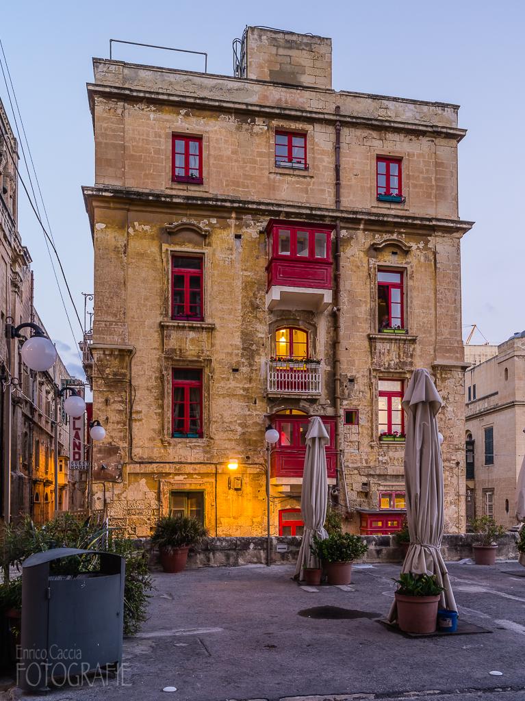 Malta - Valletta Altstadt