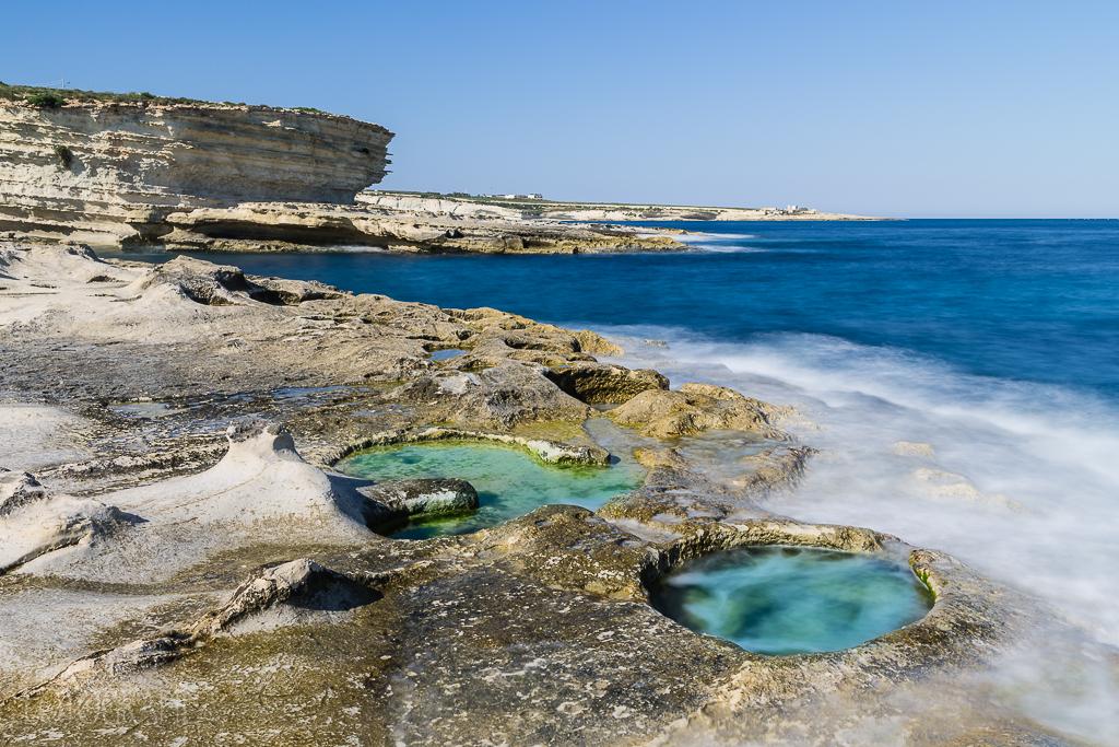 Malta - Delimara Halbinsel