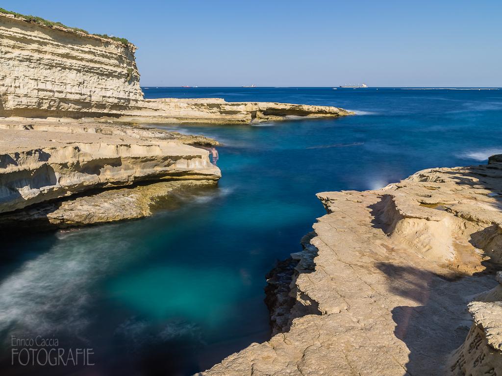 Malta - St. Peter's Pool