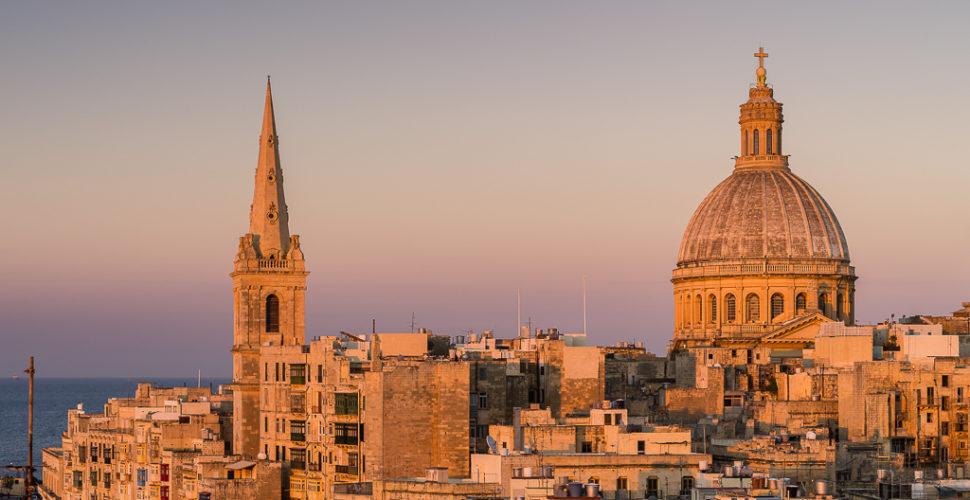 Malta - Valletta und Umgebung