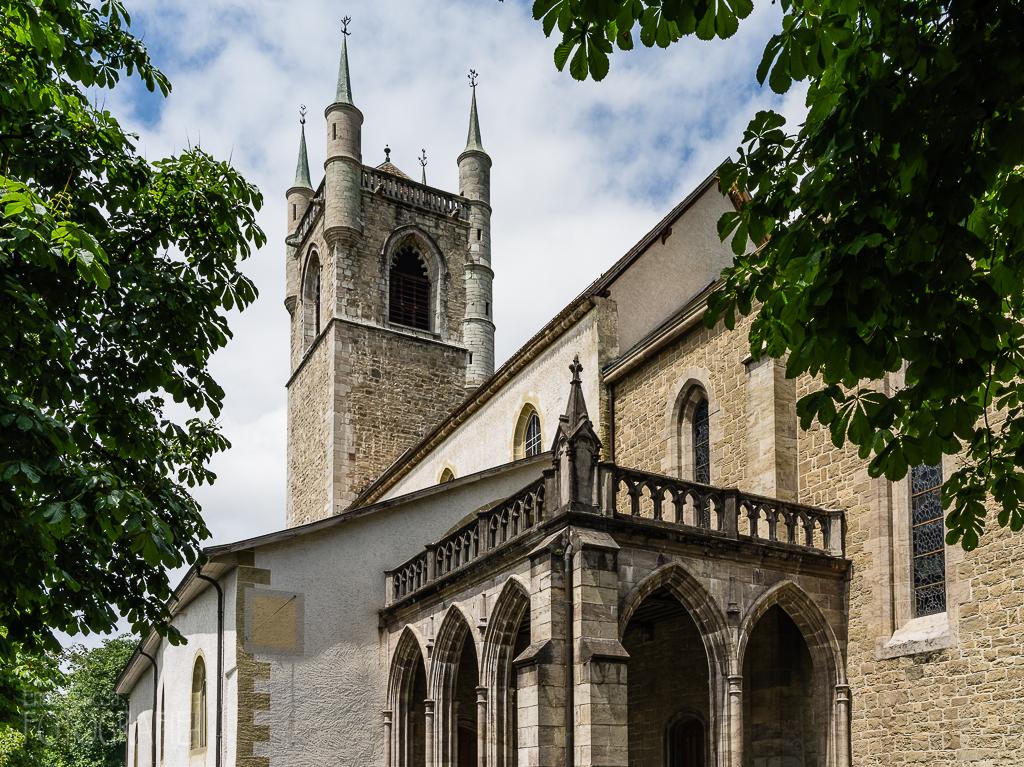 Vevey - Eglise St. Martin