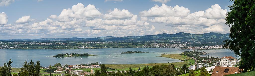 Panorama Zürichsee
