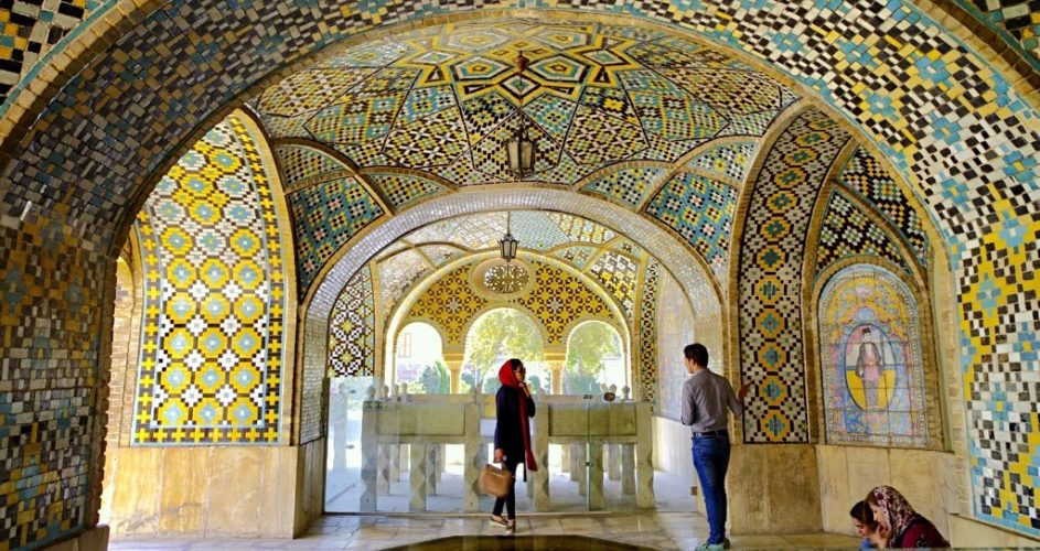 Iran - Reisetagebuch, Tag 2 Teheran
