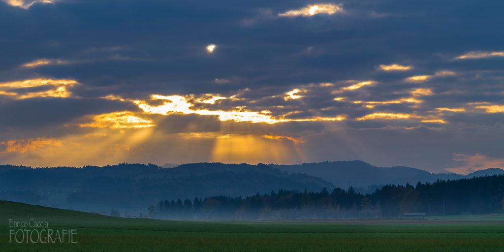 Morgenstimmung Zürcher Oberland