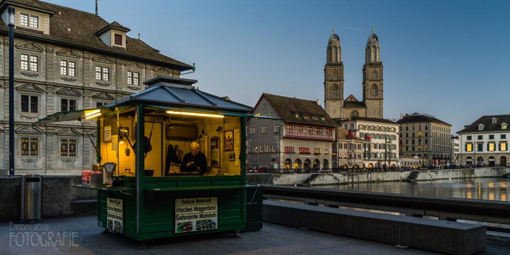 Marronihäuschen Zürich