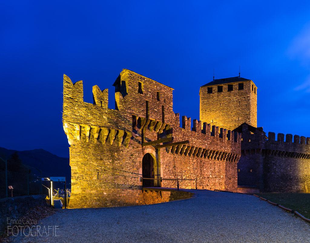 Bellinzona, Castello di Montebello