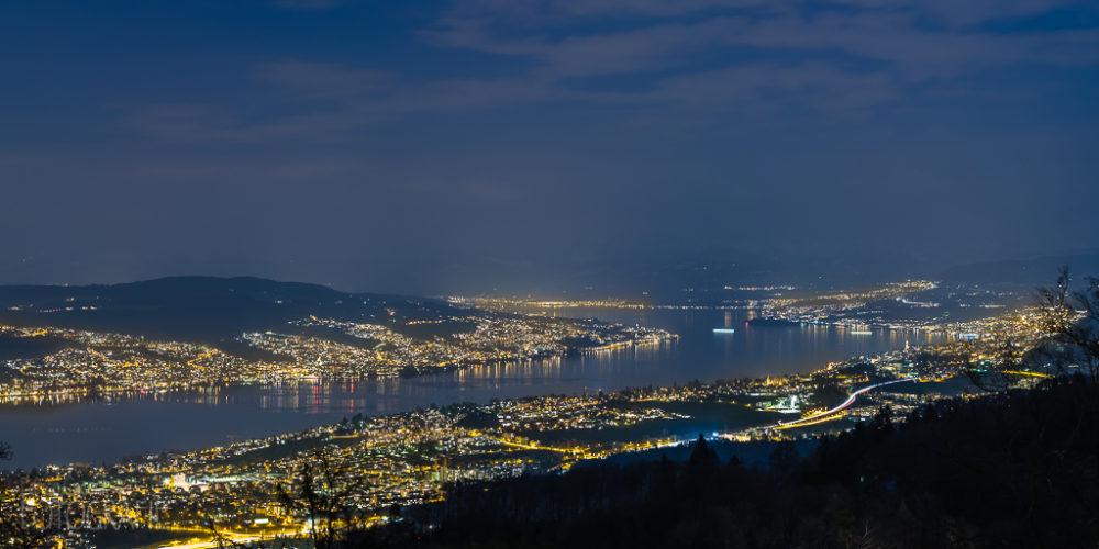 Uetliberg Zürichsee