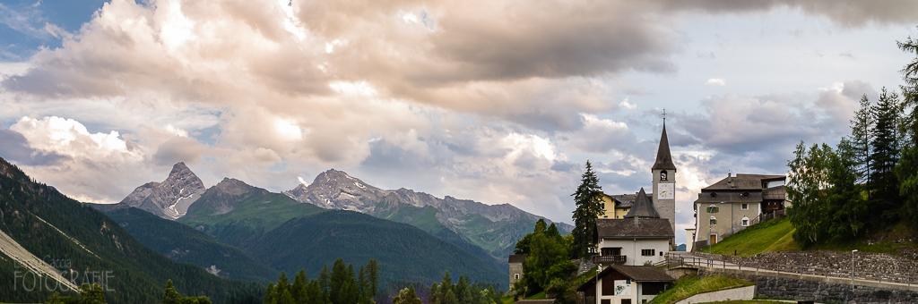 Davos-Wiesen Kirche