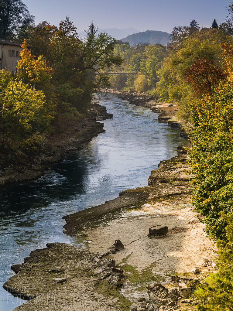 Aare bei Brugg AG