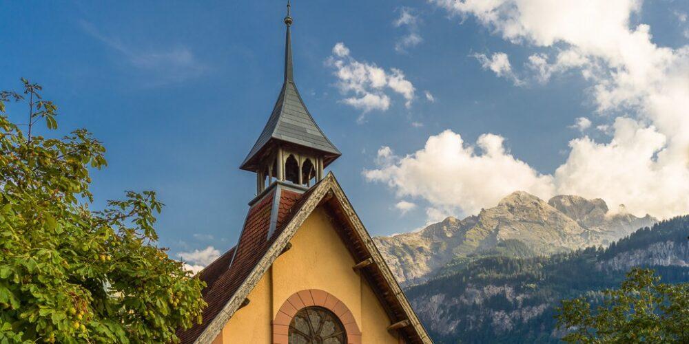 Berner Oberland - Meiringen