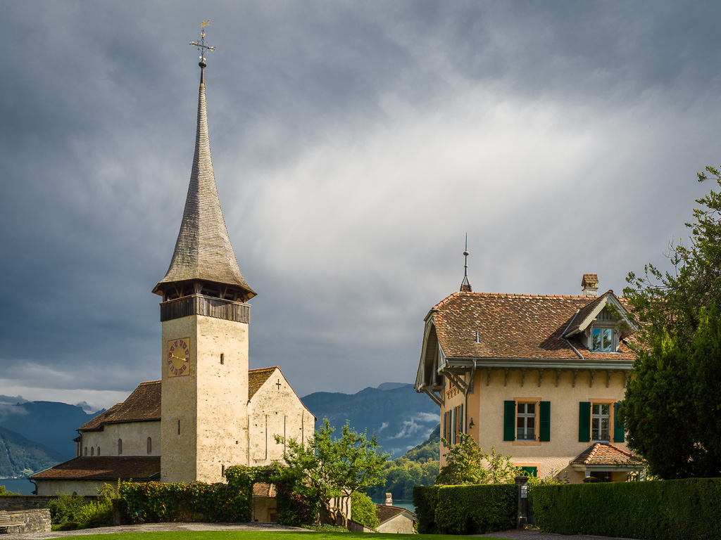 Spiez Schlosskirche